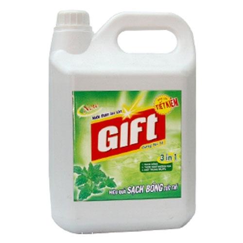 Nước lau sàn Gift 1Kg/4kg