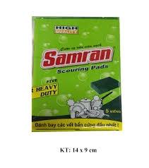 Cước xanh Samran