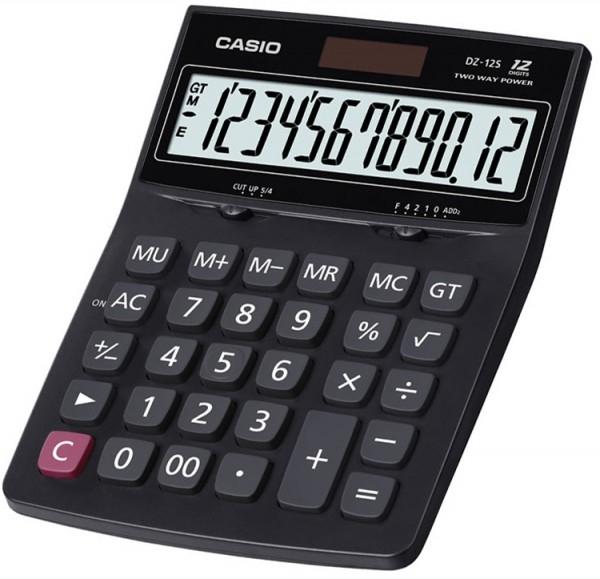 Máy tính Casio DZ 12S