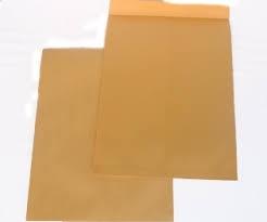 Bao thư A4/A5 vàng