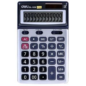 Máy tính Deli 1239/ 1616