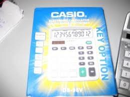 Máy tính Casio DS 3018