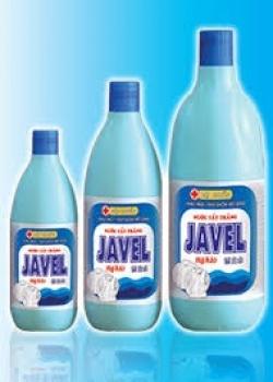 Nước tẩy Javen trắng 1kg